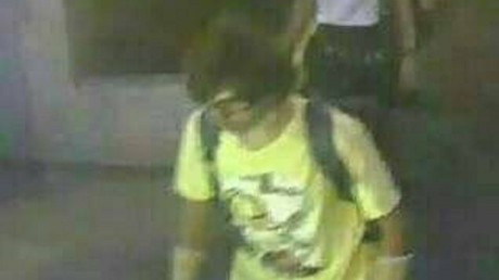 La photo du suspect de l'attentat de Bangkok.