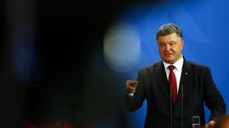 Porochenko affirme avoir cessé le feu, l'OSCE constate des tirs venus des deux côtés