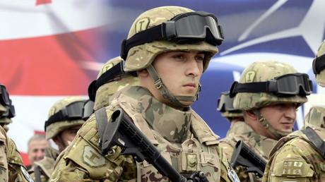 La Russie dénonce l'ouverture d'un nouveau centre d'entraînement de l'OTAN en Géorgie