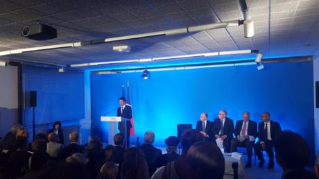 Le Premier ministre s'exprimait depuis Calais, lundi 31 août.