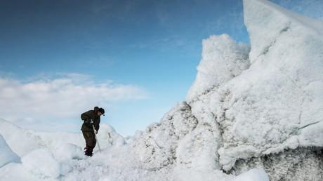 Une expédition dans l'Arctique