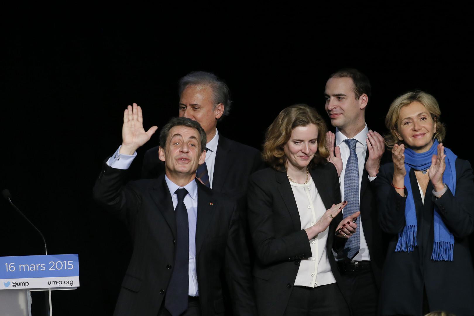 «Folle» contre «pathétique», entre Nathalie Kosciusko-Morizet et Nicolas Sarkozy, c'est la guerre.