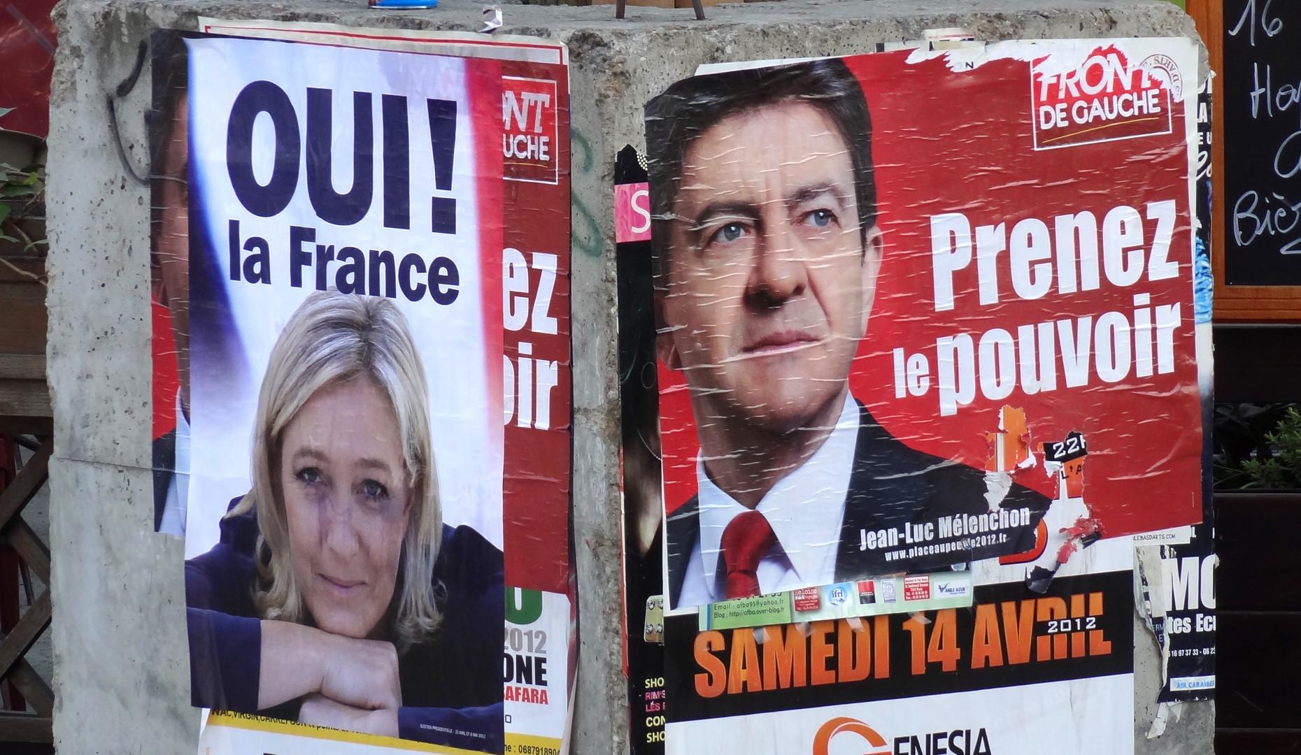 Un ticket Marine Le Pen - Jean-Luc Mélenchon, rassemblés par leur courroux contre l'Europe. C'est en tout cas une idée pour Jacques Sapir.