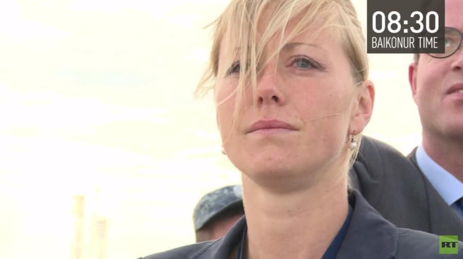 Spationaute français à Baïkonour : «la terre va trembler …mais c'est normal»