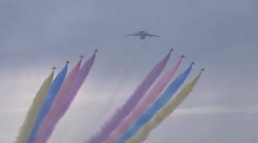 Pékin organise une gigantesque parade pour célébrer la victoire dans la Deuxième Guerre mondiale