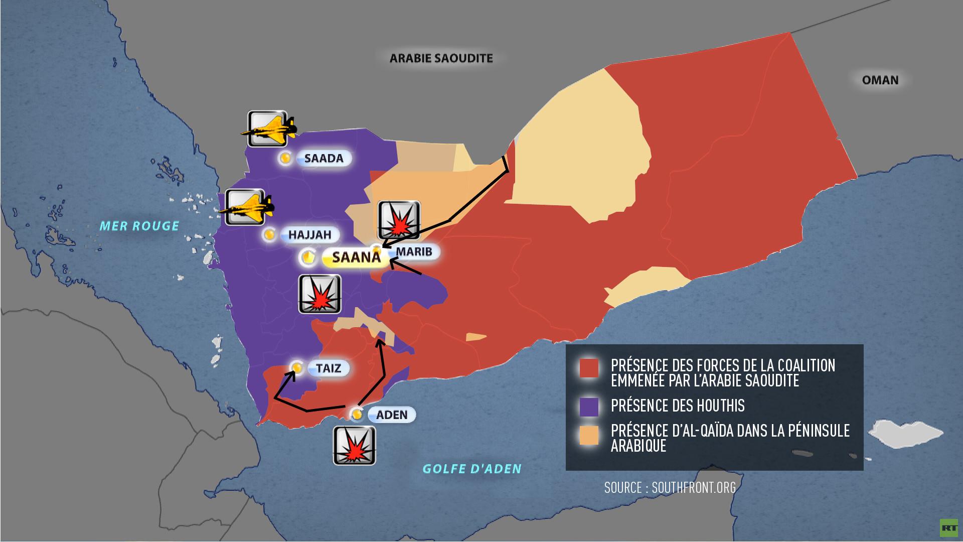Le Yémen confirme le lancement d'une opération terrestre menée par l'Arabie saoudite