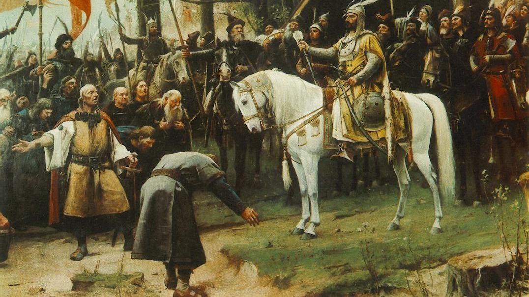Les Magyars ont envahi une partie de l'Europe centrale