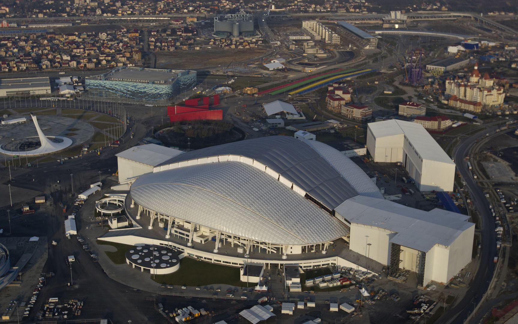 Un premier coup d'œil sur les stades qui accueilleront le mondial 2018