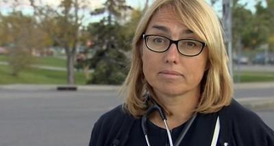 Le Dr Dina Fisher a cru à une faute de frappe en découvrant le prix du médicament !