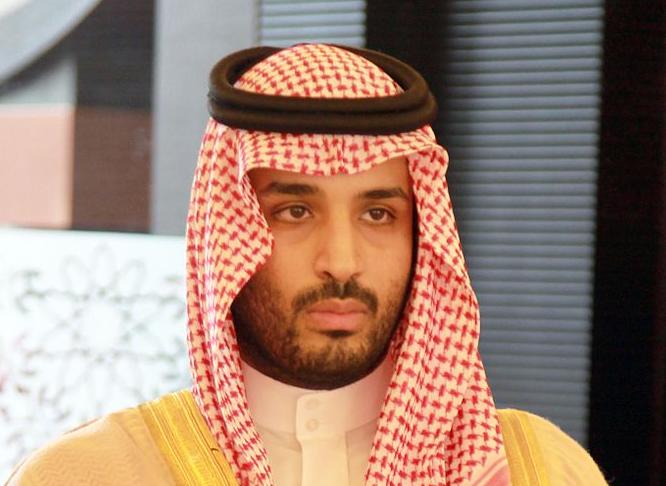 Mohammed ben Salmane Al Saoud, fils du roi Salmane, vice-prince héritier et ministre de la Défense.
