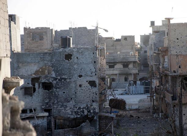 La Libye.
