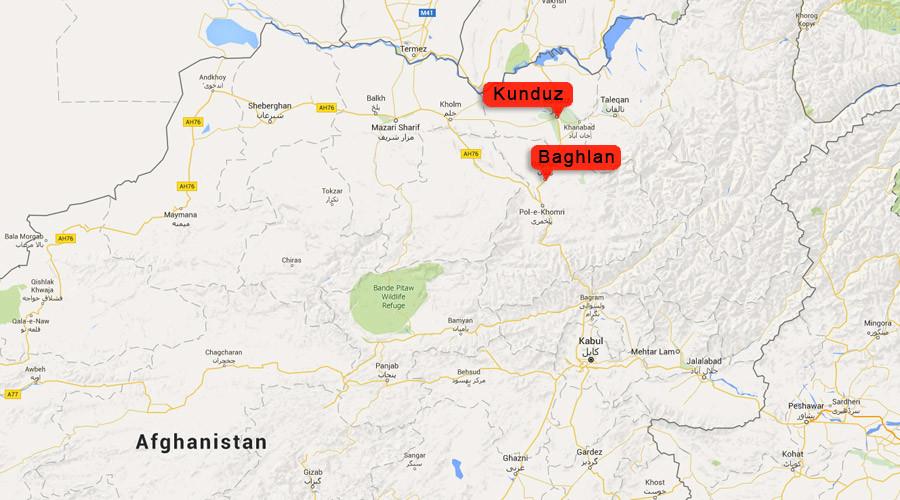 Les talibans étendent leur offensive alors que les forces de l'OTAN rejoignent les combats à Kunduz