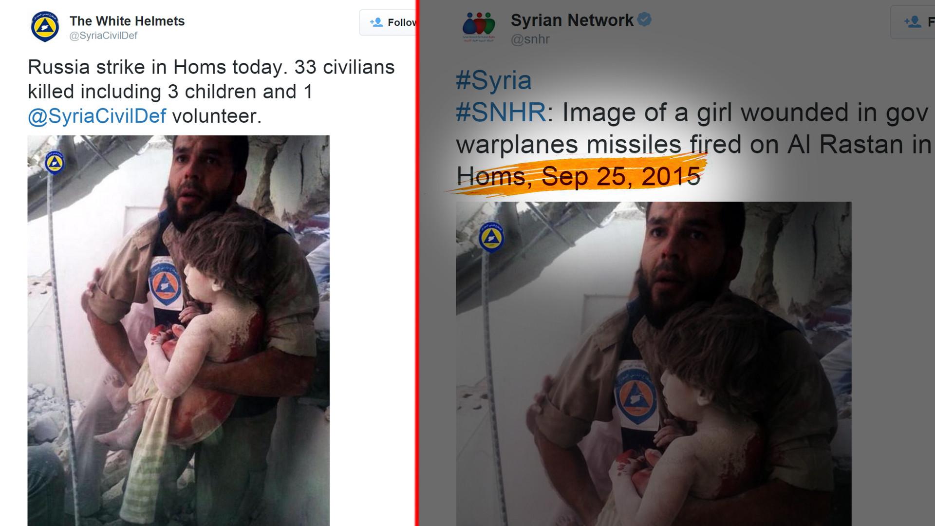 Les frappes russes en Syrie font des victimes... des accusations sans preuves ?