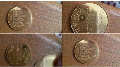 Daesh émettra sa propre monnaie, le Dinar d'or