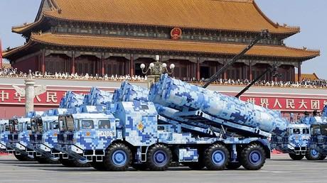 En Chine, une parade spectaculaire pour fêter le 70e anniversaire de la victoire
