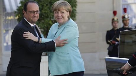 Migrants: Hollande et Merkel reviennent à des quotas obligatoires, les internautes réagissent