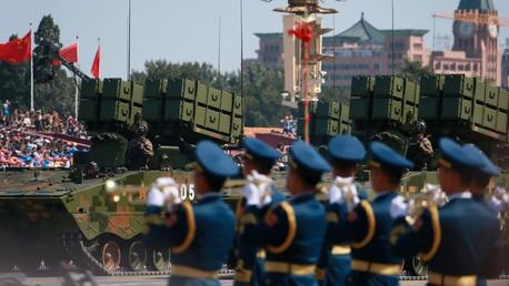 La Chine peut aujourd'hui montrer les progrès importants réalisés par son industrie militaire