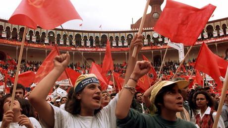 Au Portugal, les communistes pourraient surprendre aux législatives