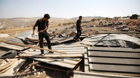 Israël entend détruire jusqu'à 17 000 constructions palestiniennes en Cisjordanie