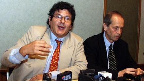 Reed Brody en 2000