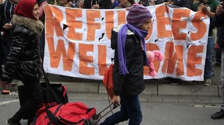 Vu de Londres, l'Allemagne se comporte comme «un pays de hippies» guidé par l'émotion