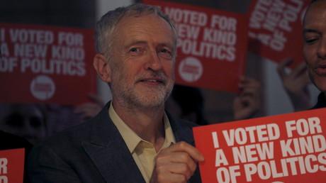 L'élection de Corbyn est «un clin d'œil à l'histoire, un fort symbole», estime Eric Coquerel