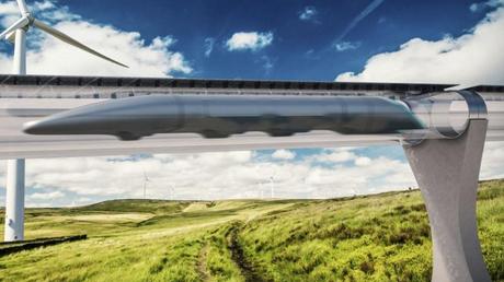 Ce moyen de transport digne d'un film de science-fiction pourrait bien voir le jour.