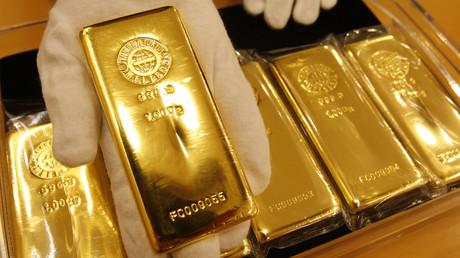 L'or européen s'envole vers la Chine, le vieux continent puise dans ses réserves aux USA
