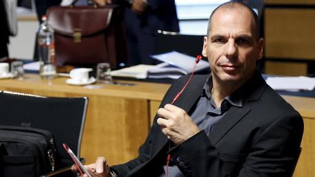 L'ex-ministre grec des Finances Yanis Varoufakis