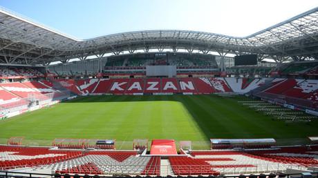 Le stade Kazan Arena