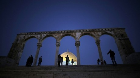 Le Dôme de l'Esplanade des Mosquées ou Mont du Temple, un enjeu religieux et politique
