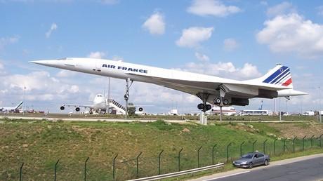 Un fan-club du Concorde investit des millions pour le voir voler à nouveau