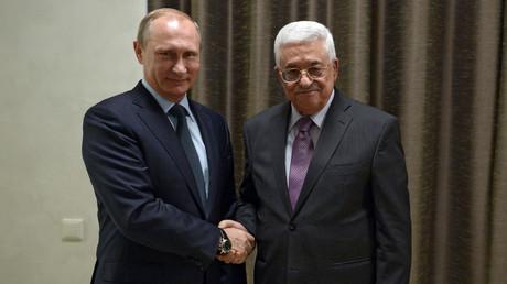 La situation au Moyen-Orient au cœur de la rencontre Abbas-Poutine