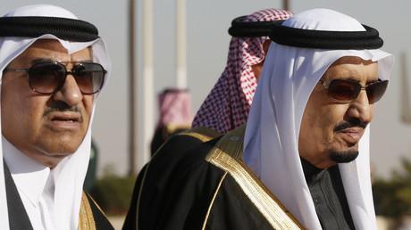 La famille royale saoudienne est secouée par des luttes intestines de pouvoir.