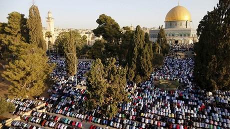 Jérusalem, regain de tension entre la police israélienne et les Palestiniens