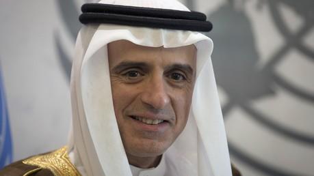Le ministre saoudien des Affaires étrangères Adel Ahmed Al-Jubeir