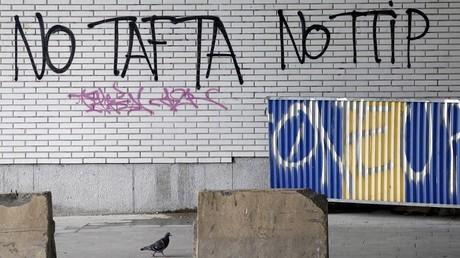 TAFTA ou TTIP, la France monte au front contre l'opacité du traité