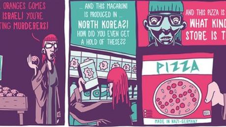 Antisémitisme, un dessin satirique norvégien soulève un tollé