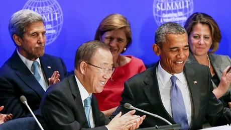 Assemblée générale de l'ONU : les images cocasses qu'il ne fallait pas manquer