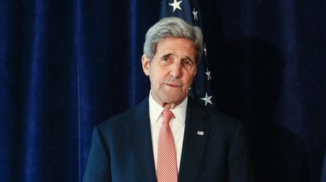 John Kerry à New York