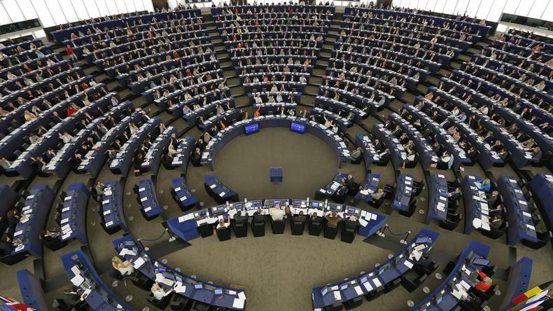 Une séance du Parlement européen à Strasbourg