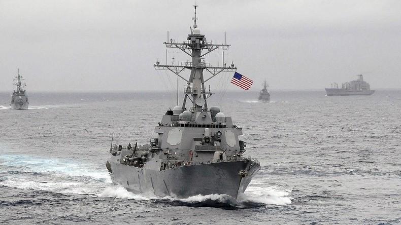 Pour Pékin, les manœuvres US en mer de Chine méridionale pourraient «déclencher une guerre»