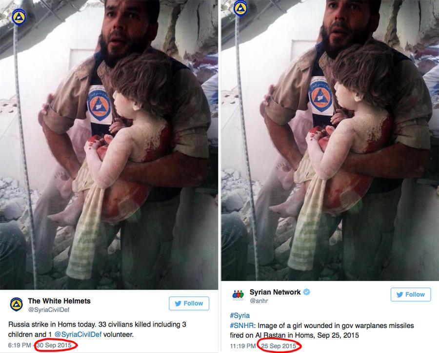 Une guerre d'information ? La Russie accusée du meurtre de civils en Syrie