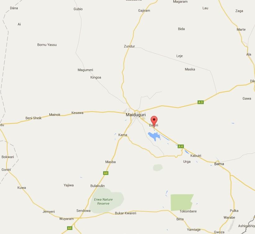 Nigeria : la ville de Maiduguri secouée par une série d'explosions dans le nord-est du pays