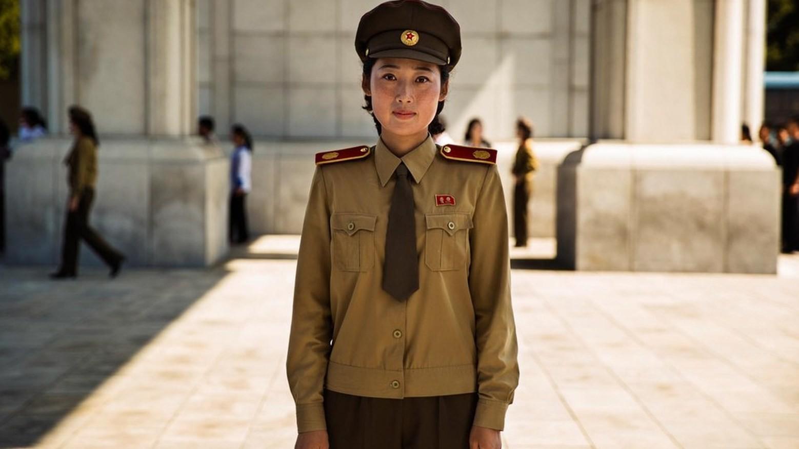 La plupart des femmes que Mihaela Noroc a photographiées rencontraient un étranger pour la première fois.