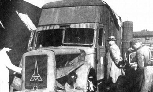 Les camions utilisés par les nazis comme chambres à gaz mobiles