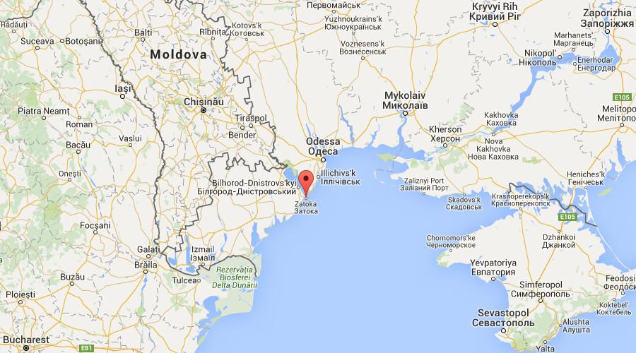 Un bateau chavire au large de l'Ukraine et fait 16 morts
