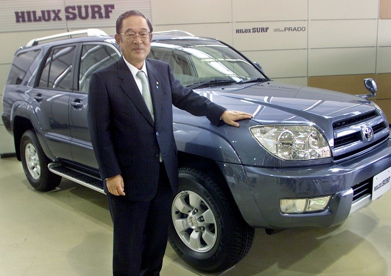 Le Toyota Hilux