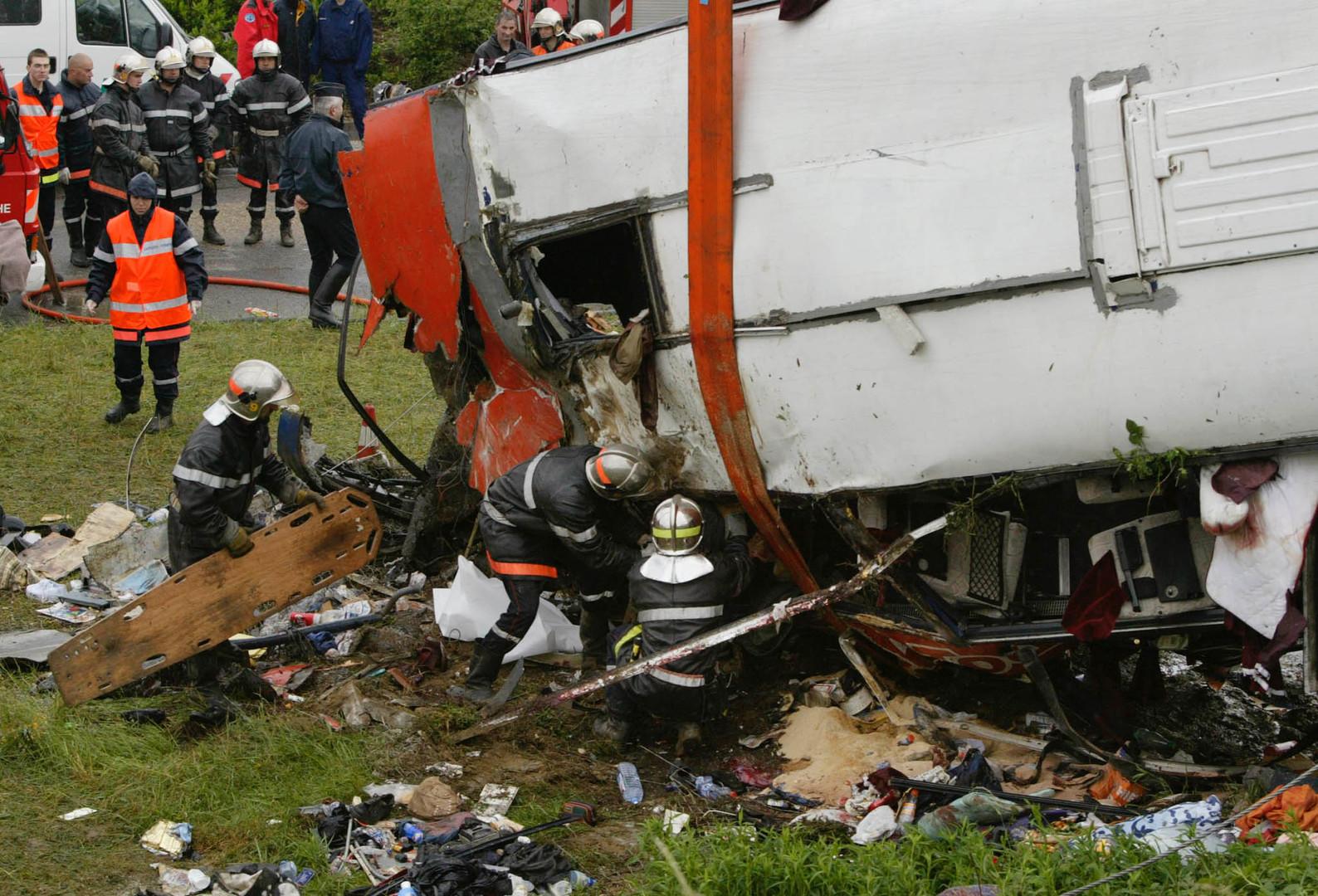 Avant l'accident de Puisseguin, les pires catastrophes routières en France