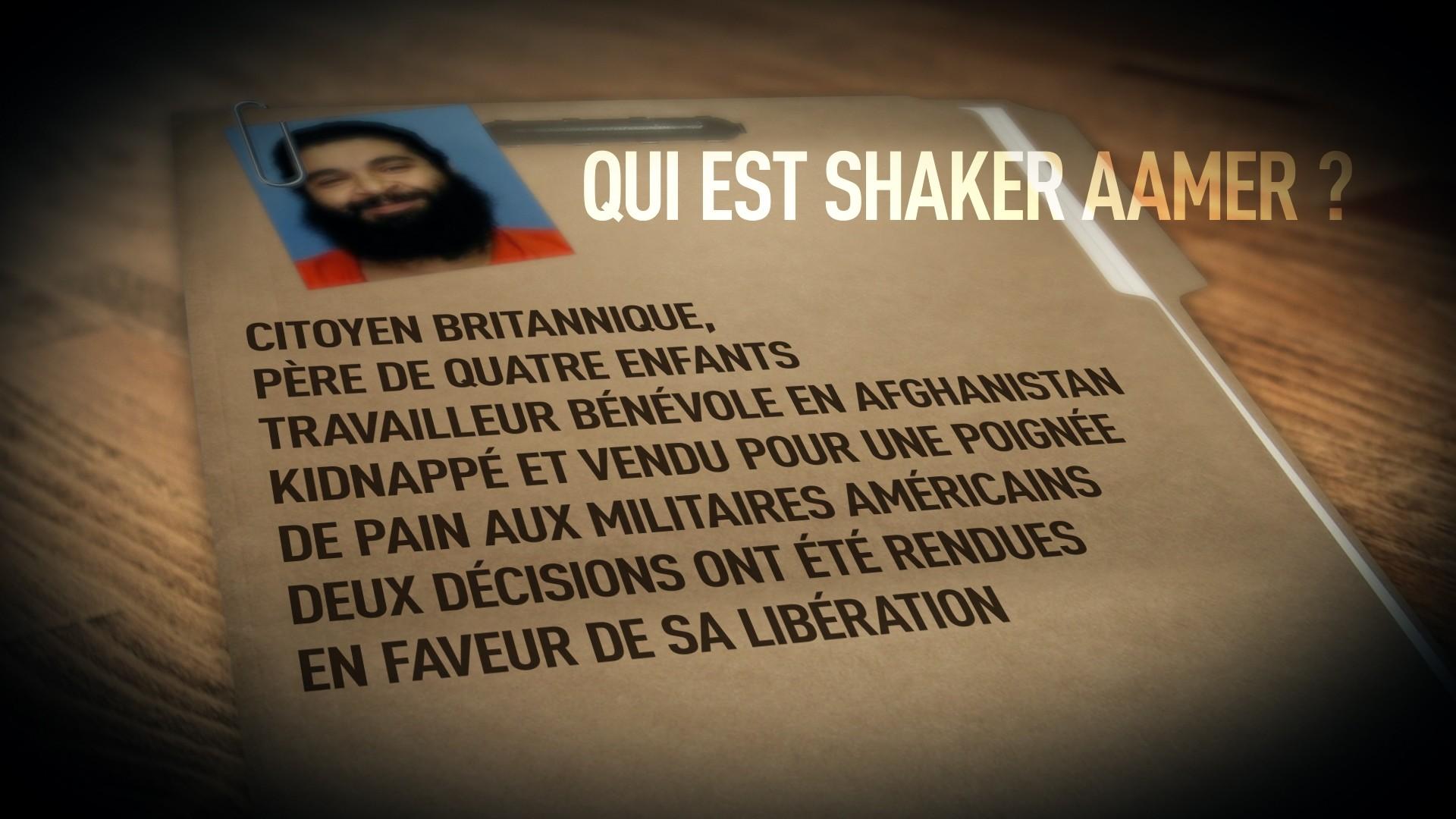 Le dernier prisonnier britannique de Guantanamo, Shaker Aamer, a été libéré